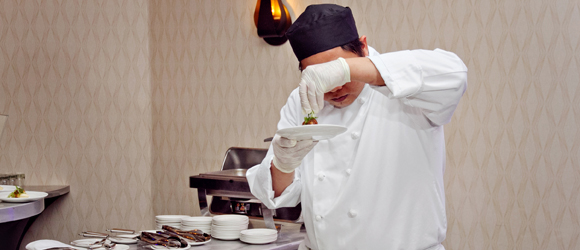 Chef at DoubleTree by Hilton™ West Edmonton