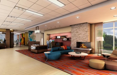 Mock Up: Fairfield Inn & Suites® by Marriott St. John's Newfoundland