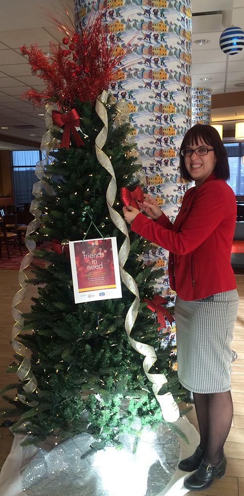 Ronald McDonald House Christmas Tree