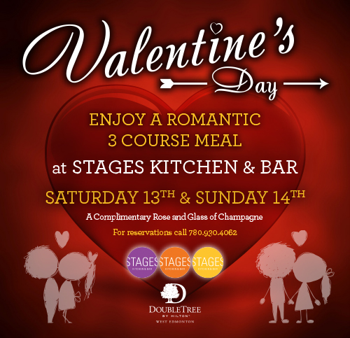 Valentine's Day 2016 @ Stages