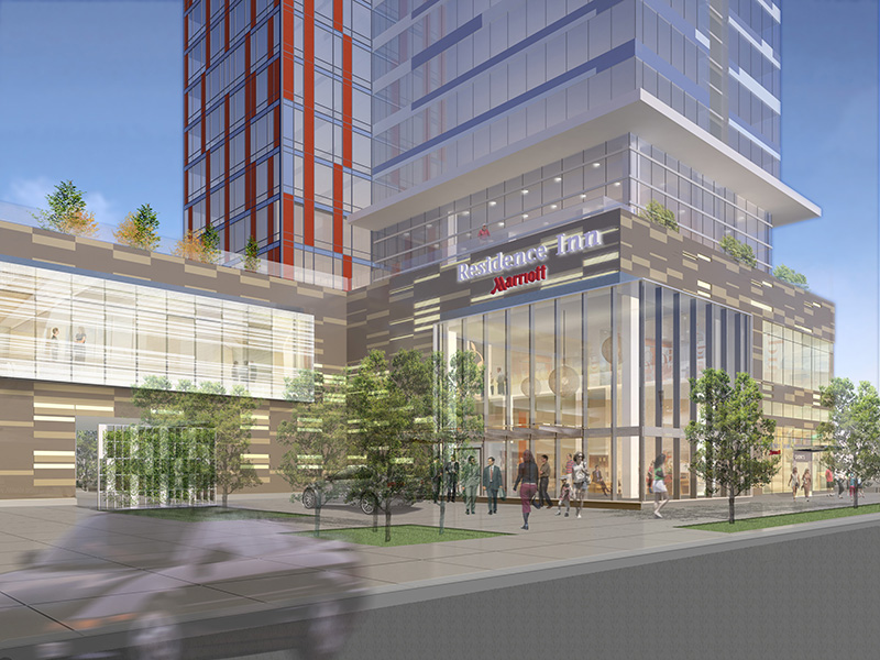 Silverbirch Hotels Resorts Begins Construction On The Alberta Boot Site Hotel Canada