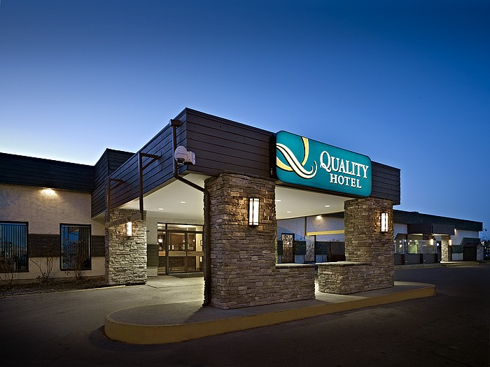 Quality Hotel And Conference Centre Fort Mcmurray Update Silverbirch Hotels Resorts Canada