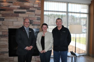 First guests of Fairfield Inn & Suites® by Marriott St. John's Newfoundland