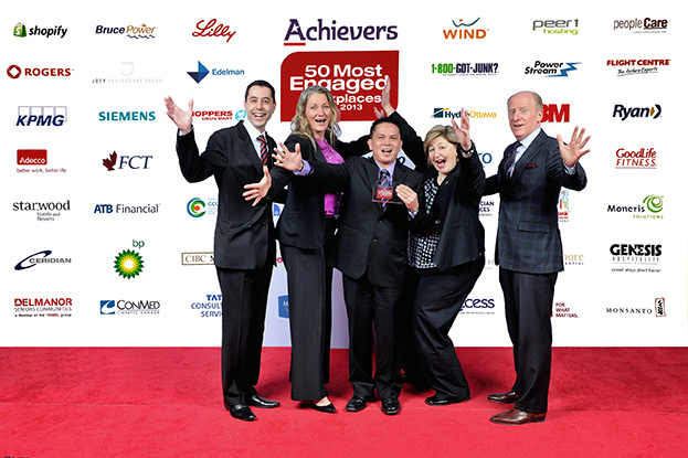 Achievers 50 Most Engaged Workplaces™