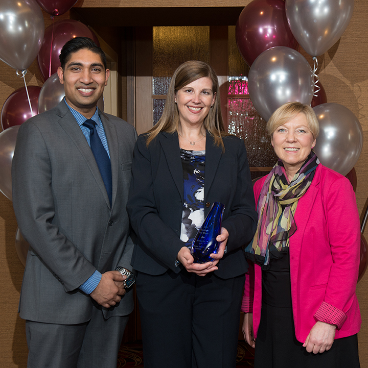 Residence Inn® by Marriott Vancouver Downtown Employee First Award