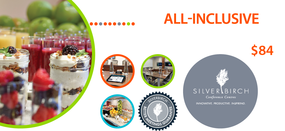 The ALL-INCLUSIVE Meeting Experience