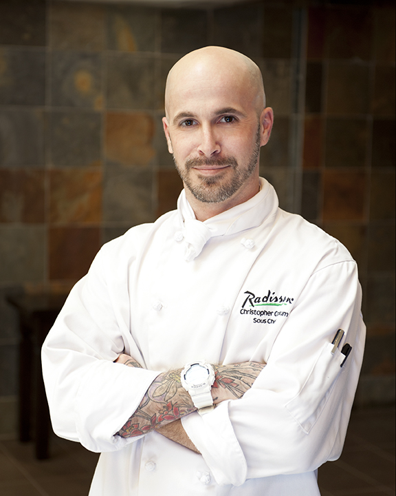 Chef Chris Corkum