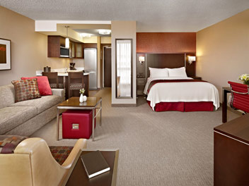 Residence Inn® by Marriott Vancouver Downtown